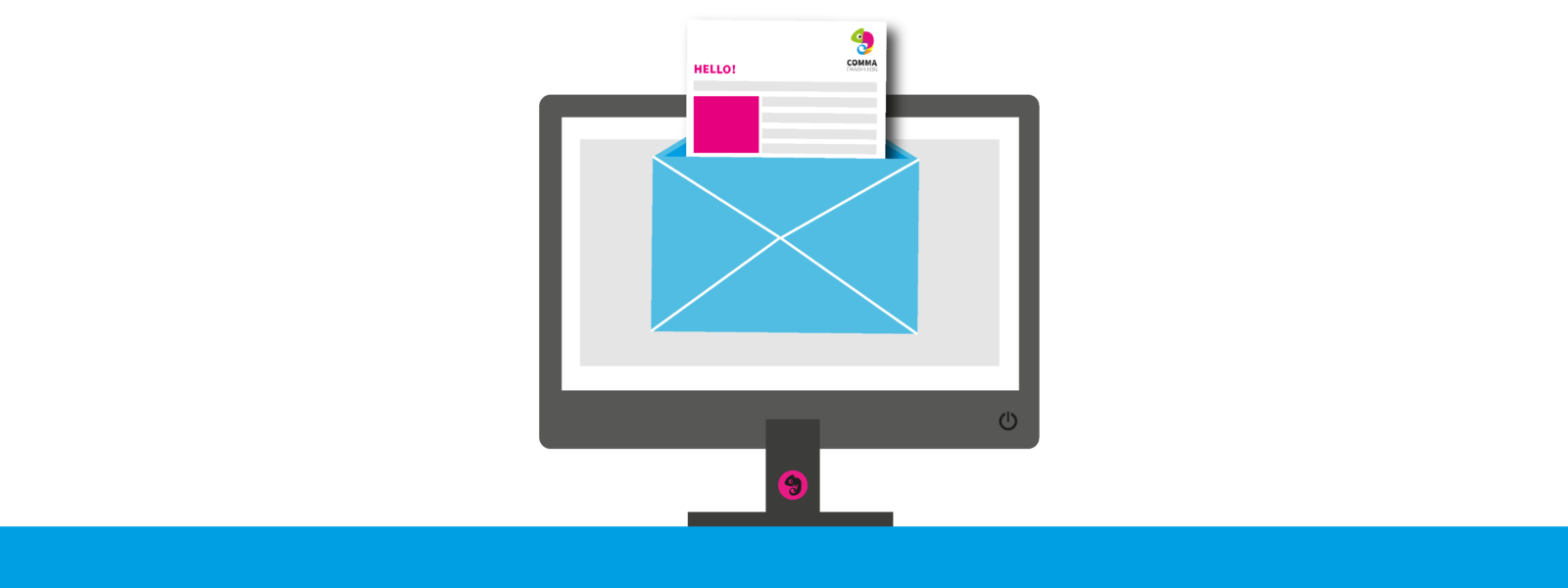 Email newsletters are a powerful marketing tool.